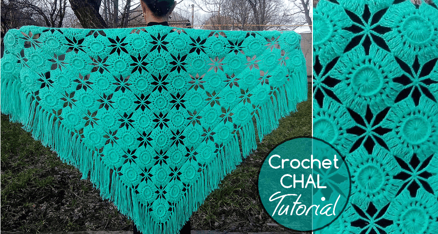 Crochet Shawl Patterns For Beginners