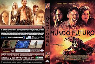 CARATULAMUNDO FUTURO - FUTURE WORLD - 2018