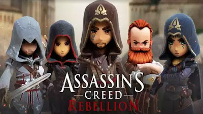 Assassin's Creed Rebellion Rilis