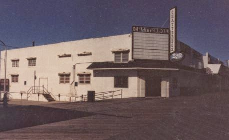 The Chatterbox club in Seaside Heights, New Jersey