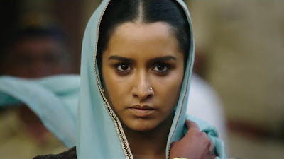 Shraddha Kapoor Gergoues HD Image Of Haseena Movie