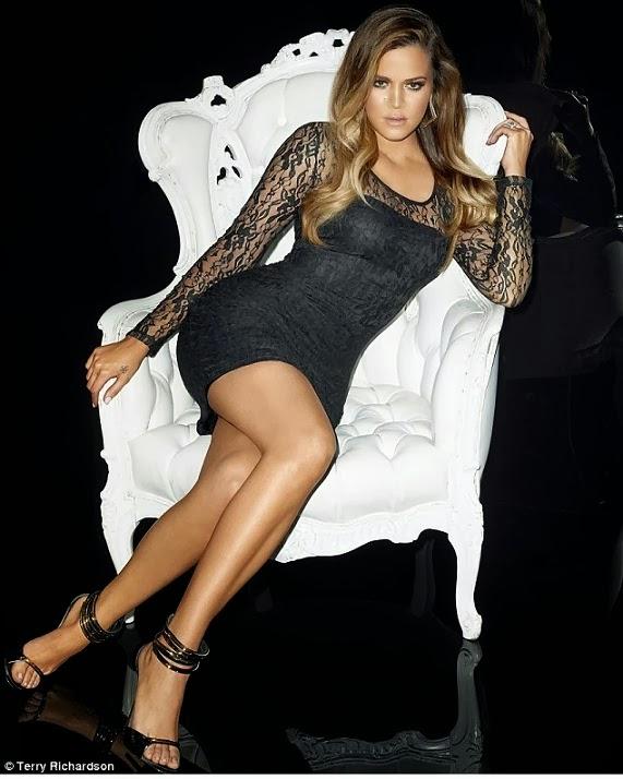 Kim Kardashian Dazzles In 1st Post Baby Photo Shoot With ...