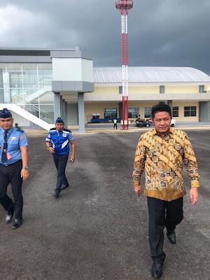Herman Deru: Bandara Silampari Siap Diresmikan Presiden