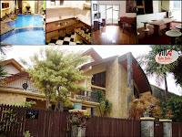 Villa Fasilitas Kolam Dekat Jatimpark kota Batu Malang