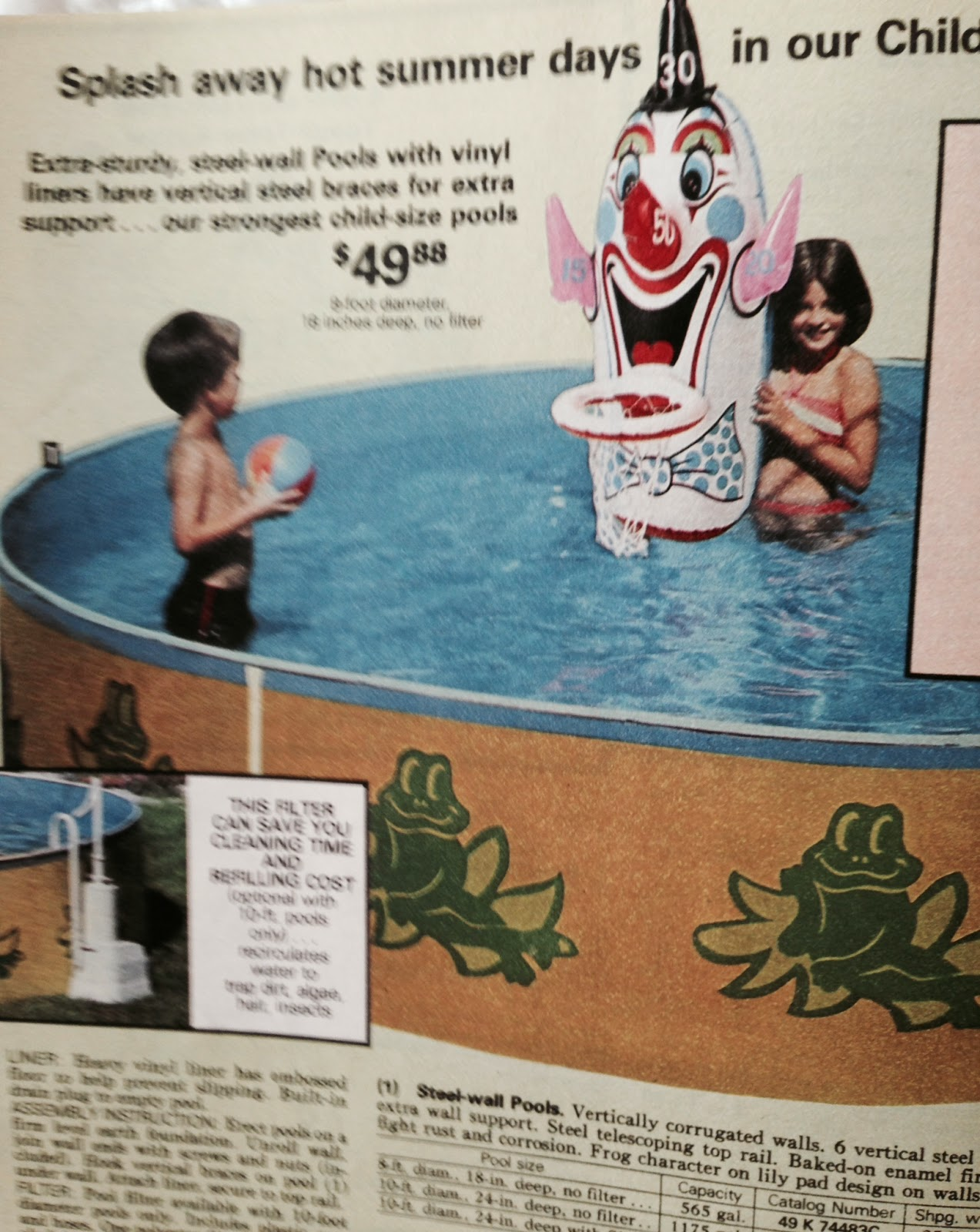 HOW SEARS WANTED YOU TO SPEND THE SUMMER OF 1982! ~ Popthomology