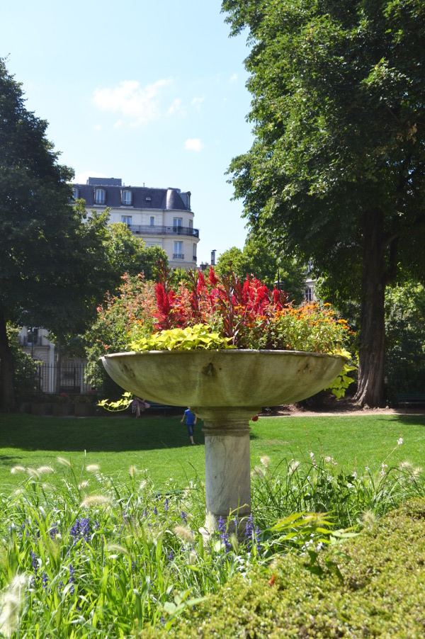 Art et glam le jardin de l 39 h tel salomon de rothschild for Les jardins de paris hotel