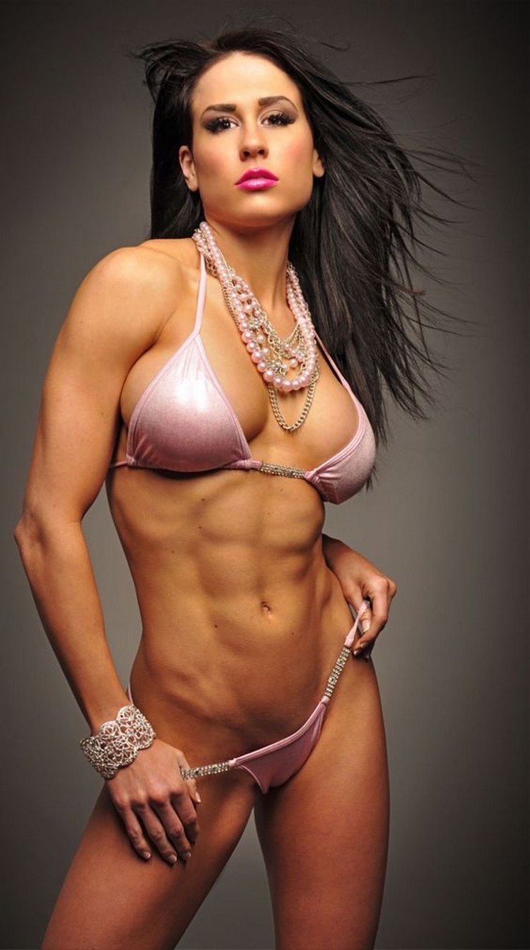 Ashley Kaltwasse Fitness Model
