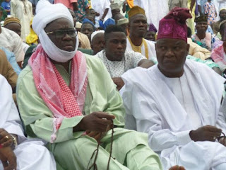 Fayose Committed Sacrilege by Wearing Imam's Regalia - Muslim Group