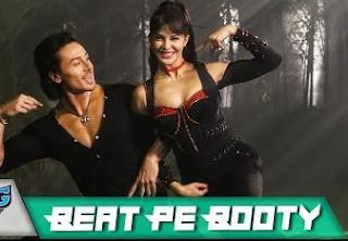 beat-pa-booty-songs-lyircs-a-falying-jatt-Jacqueline-Fernandez-Tiger-Shroff