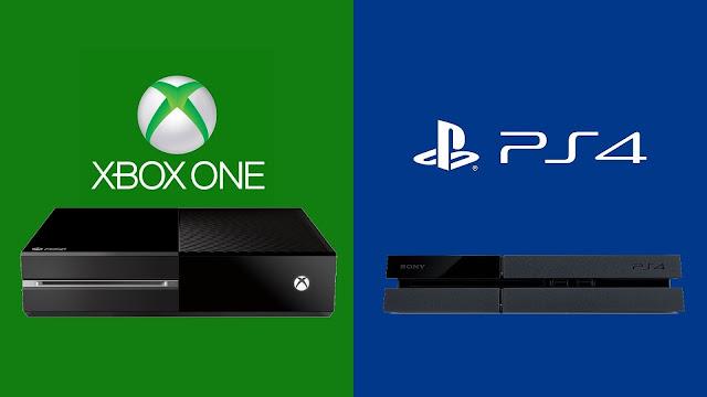 Comparación de sonido ventiladores: PS4 Slim-PS4-Xbox One S