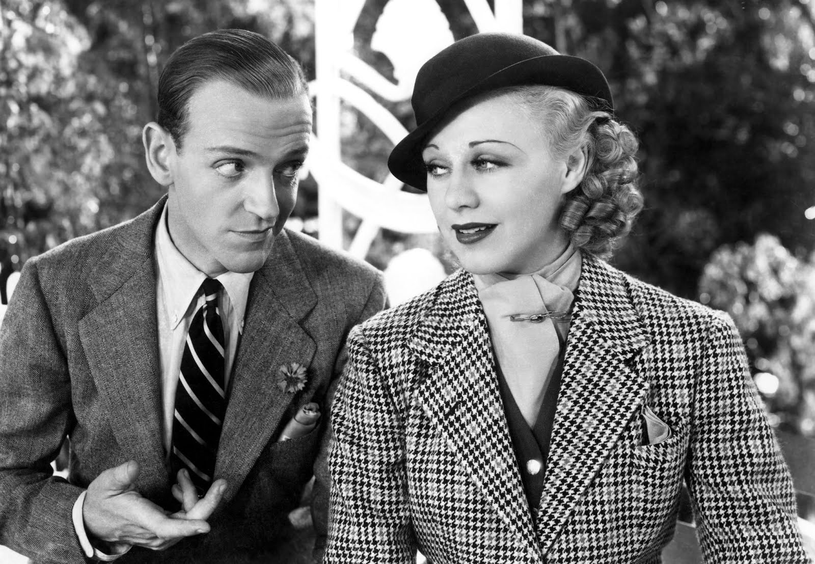 The Fred Astaire And Ginger Rogers Blogathon Has Arrived
