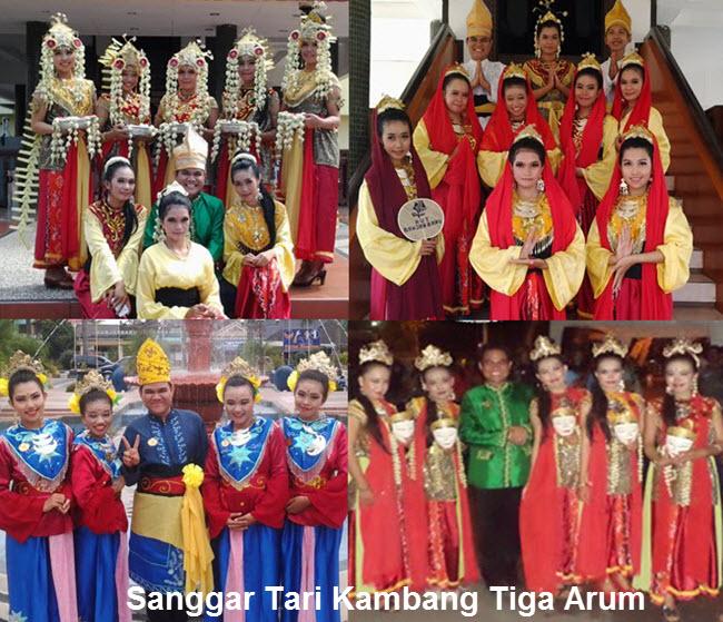 Sanggar tari merupakan sebuah organisasi yang sengaja dibuat untuk mewadahi kreativitas se Sanggar Tari, Wadah Para Penari Tradisional