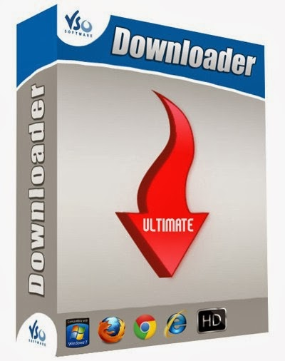 VSO Downloader Ultimate 4.2.5.1 + Crack