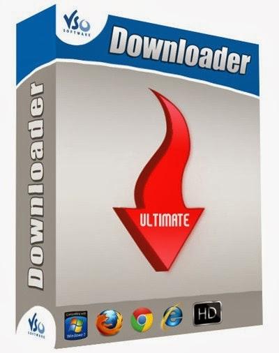 VSO Downloader Ultimate 4.2.5.1 + Crack