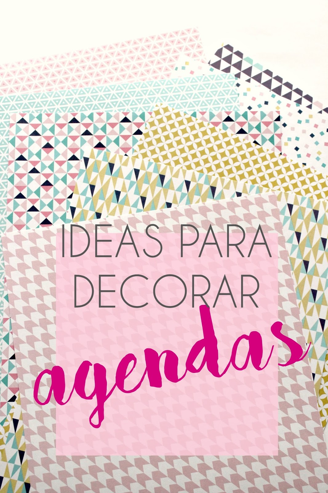 Ideas para decorar agendas hamoraima - Ideas para decorar vestibulos ...