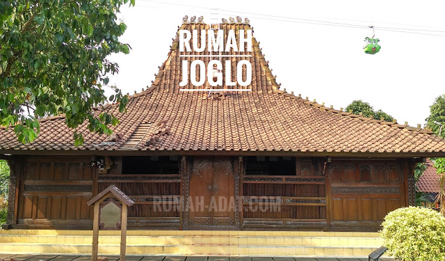 1060+ Gambar Rumah Adat Joglo Dan Keterangannya Terbaru