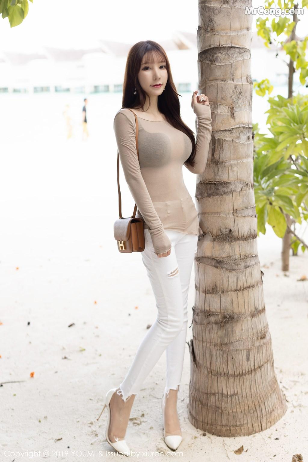 Image YouMi-Vol.369-Zhou-Yuxi-Sandy-MrCong.com-003 in post YouMi Vol.369: Zhou Yuxi (周于希Sandy) (57 ảnh)