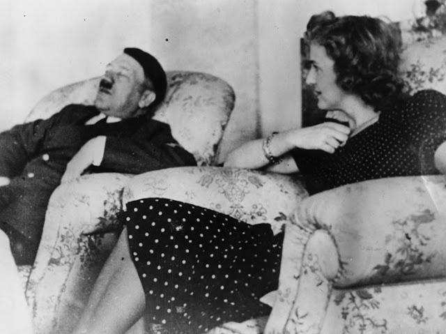 Un informe espía revela el bizarro y desagradable fetiche de Adolf Hitler