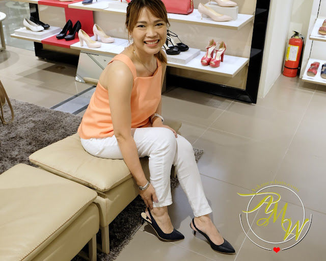 a photo of Bata Shoes, Holiday Gift Idea 2017.  SM Makati by Askmewhats Nikki Tiu