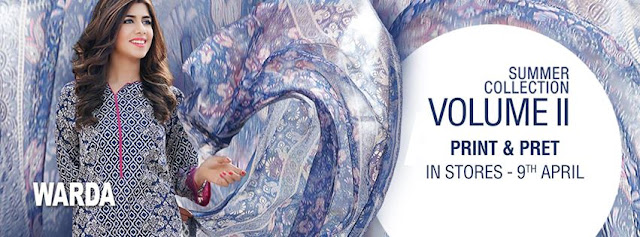 summer collection vol II - Print & Pret by warda