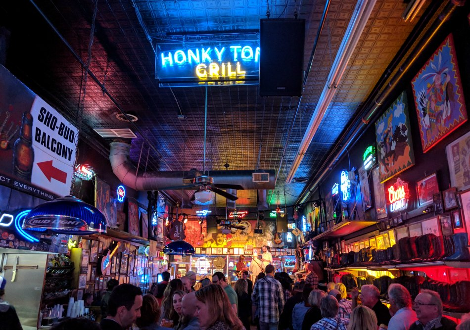 Robert's Western World Nashville Tennessee