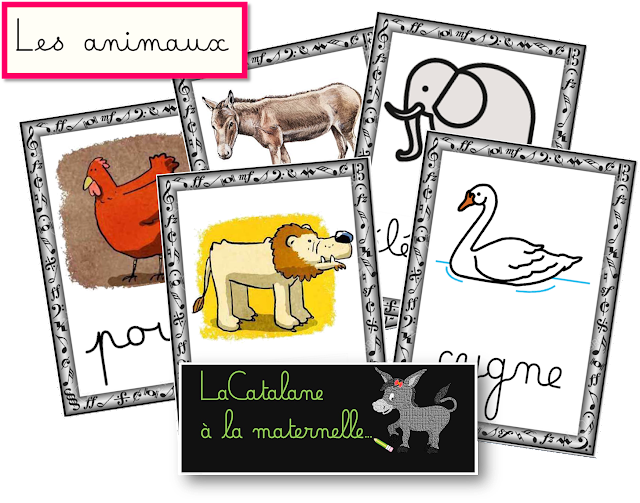 Carnaval - images animaux (LaCatalane)