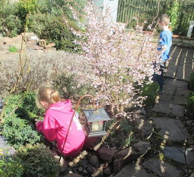 Easter Egg Hunt in the Garden Green Fingered Blog