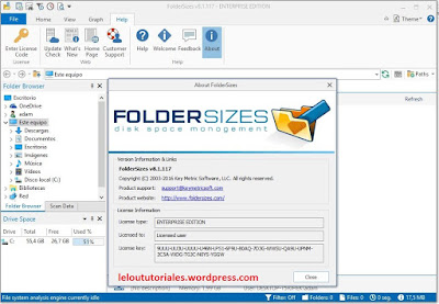FolderSizes Enterprise v8.1.117 + Serial [Full] [MEGA]