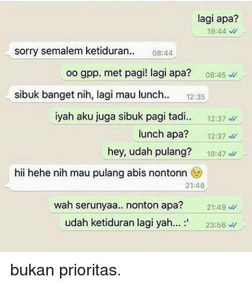 Kumpulan Chat Whatsapp Lucu Ini Bikin Gak Bisa Nahan Ketawa