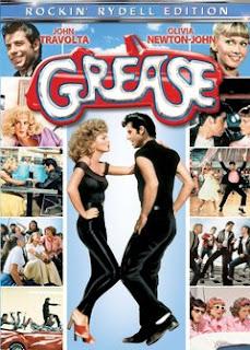 póster de la película Grease