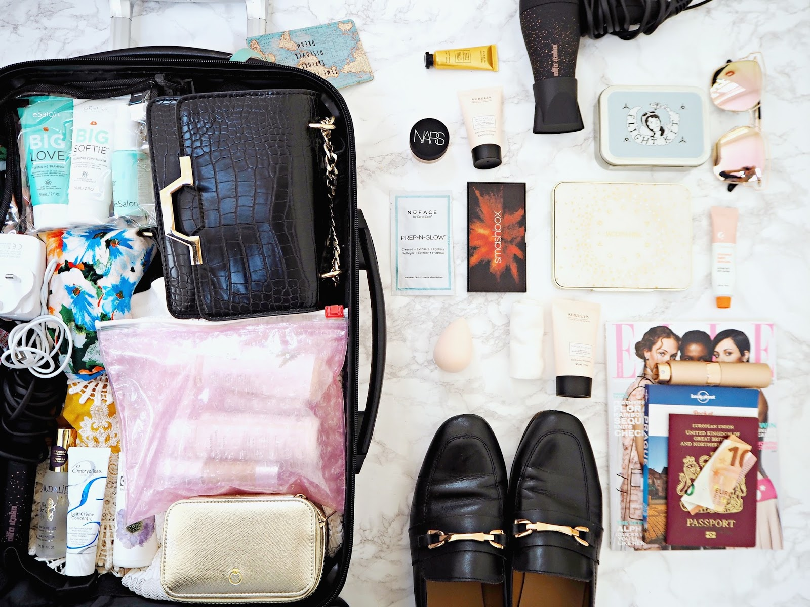 how to pack for a city break jasmine talks beauty. Black Bedroom Furniture Sets. Home Design Ideas