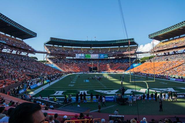 TASTE OF HAWAII: HAWAII VS USC TAILGATE PARTY - ALOHA STADIUM