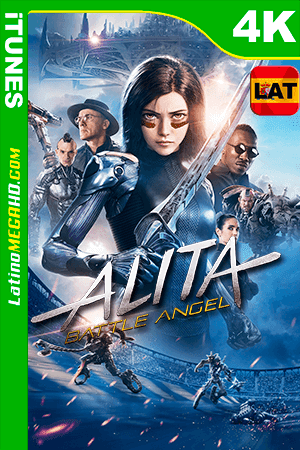Battle Angel: La Última Guerrera (2019) Latino HDR Ultra HD WEB-DL 2160P ()