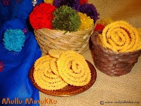 images for Mullu Murukku Recipe / Mullu Thenguzhal Recipe /magizhampoo murukku