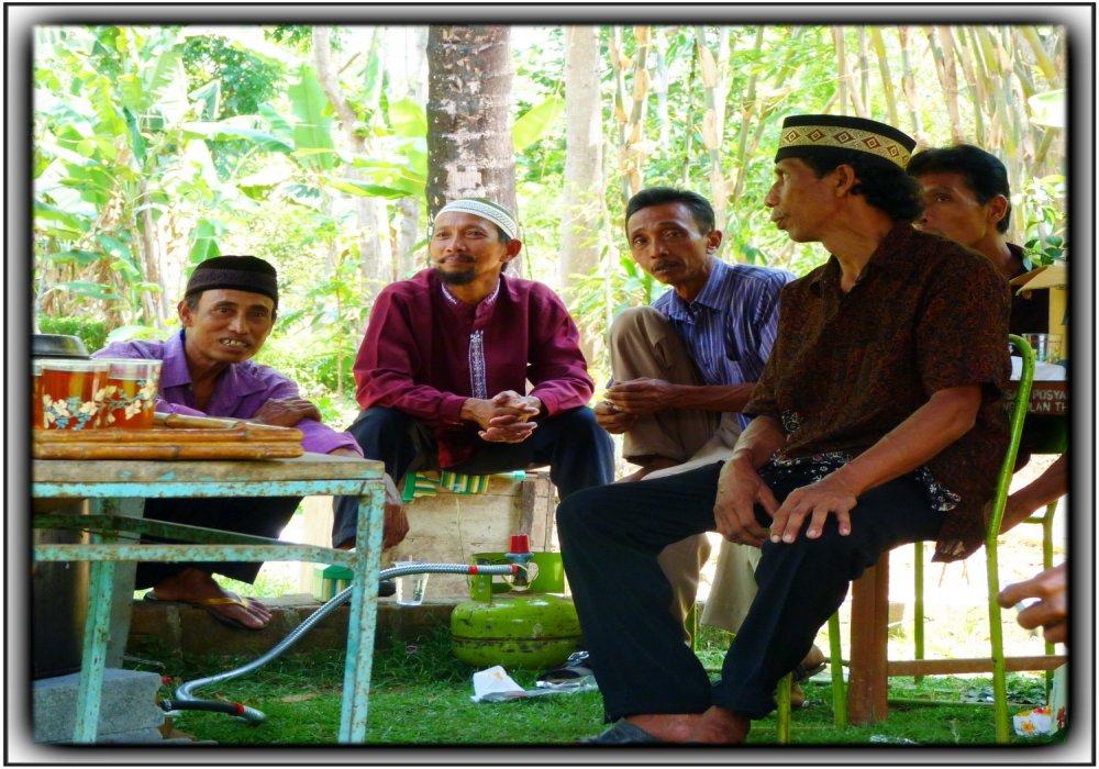 Janti Nanggulan Kulon Progo jelang Lebaran