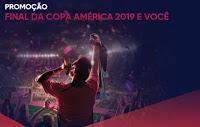 Promoção Bradesco Mastercard Final da Copa América