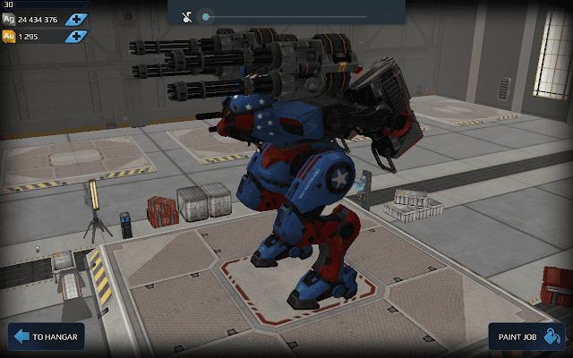 doc war robots