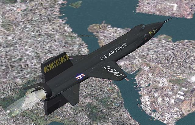 pesawat X-15
