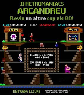 II Retromaniacs - Arcandreu