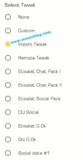 Latest Glo Unlimited Free Browsing Cheat via Tweakware