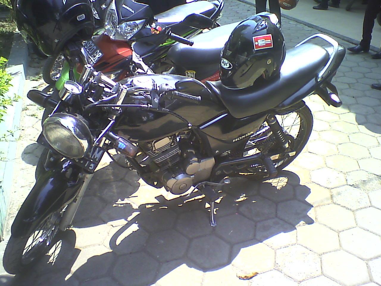 Kumpulan Motor Modifikasi 2012 Edisi Honda Megapro