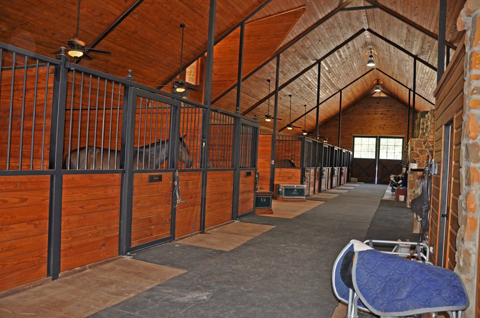 Clayton Boyd Industries Custom Horse Barn Builder Boyd