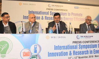 INSPIRE 2018 organized in New Delhi by EESL and World Bank