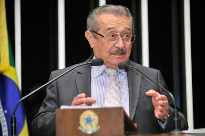 POLÍTICA: Sem consenso em torno de Renan, Maranhão pode ser candidato a presidência do Senado.