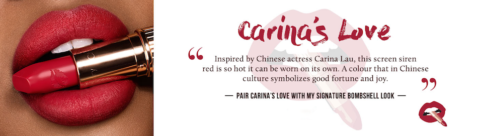 Charlotte Tilbury Carina's Love