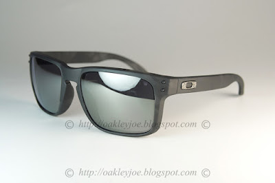 60161885ca Custom Holbrook matte black tortoise + black iridium  225 lens pre coated  with Oakley hydrophobic nano solution complete package comes with box and  ...