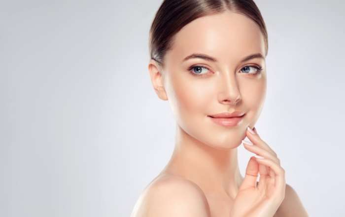 Image result for glowing skin fresh skin chinese