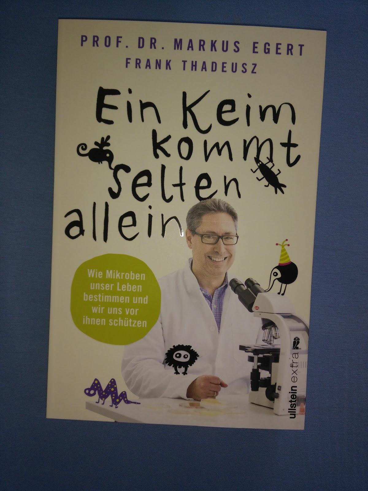 Ein Keim Kommt Selten Allein 9783864930683 Markus Egert