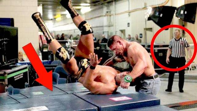 10 أسرار تخفيها عنكم شركة WWE للمصارعة أسرار ستعرفونها لأول مرة وستصدمون عندما تعرفونها !