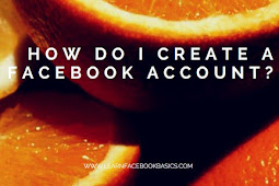 How do I create a Facebook account?